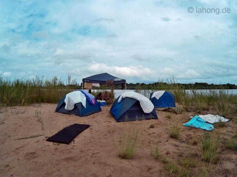 Lower Zambezi, Sambia