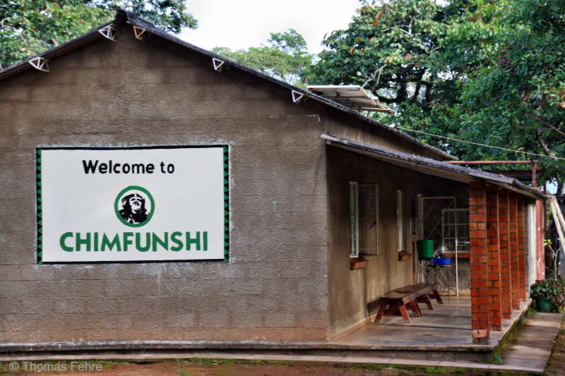 Chimfunshi Education Center, Chingola, Sambia