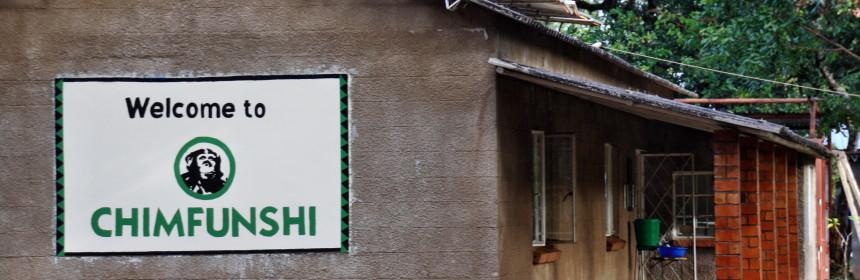 Chimfunshi Education Center, Chingola, Sambia