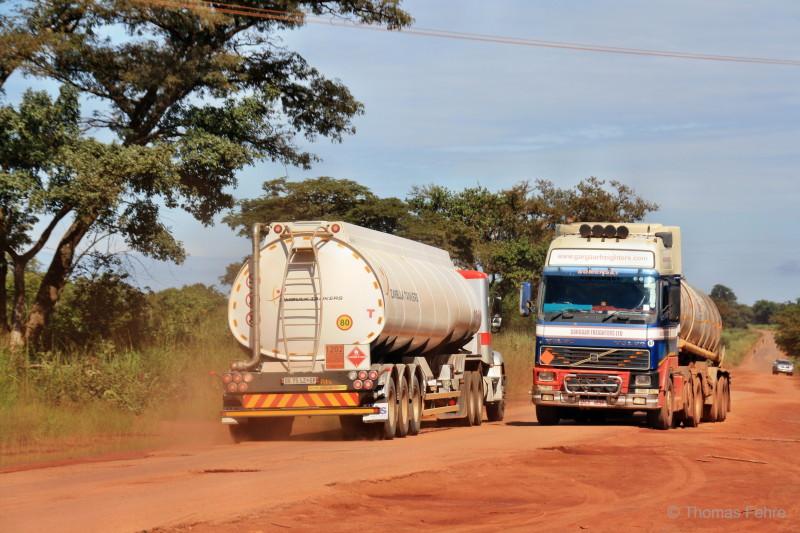 Solwezi Road, Sambia