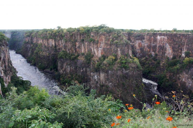 Batoka Gorge, Simbabwe
