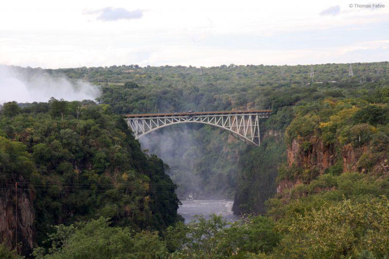Victoria Falls Bridge, Simbabwe