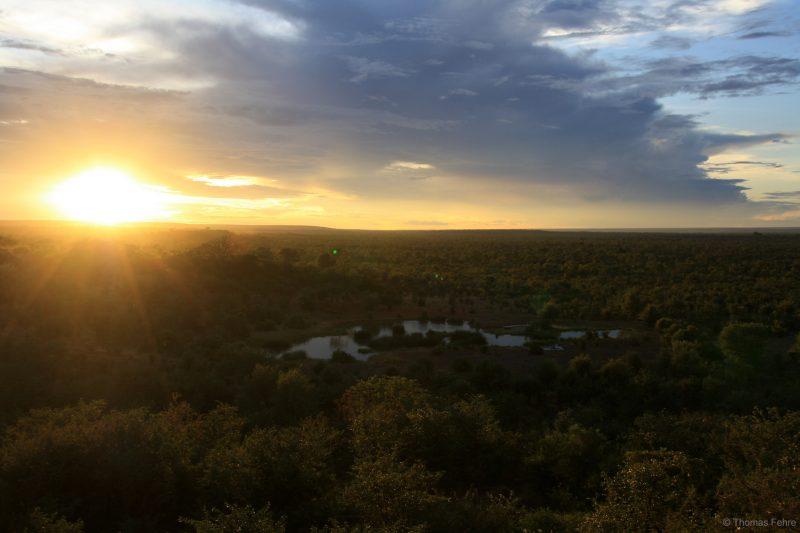 Victoria Falls Safari Club, Victoria Falls, Simbabwe