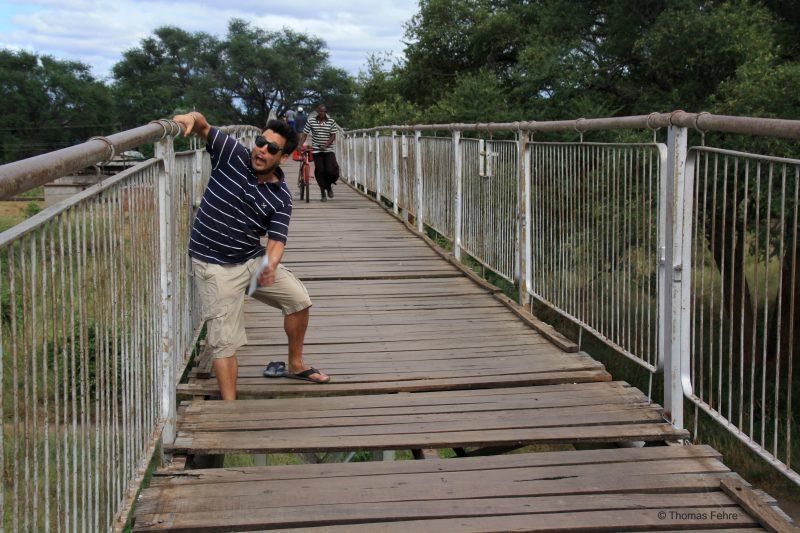 Livingstone, Sambia