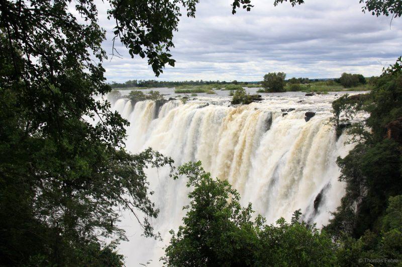 Victoria Falls, Sambia