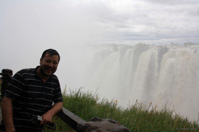 Victoria Falls, Livingstone, Sambia