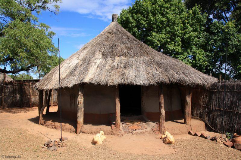 Lumbasa Palast, Mukuni, Sambia